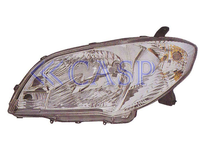 TOYOTA USA VIOS  HEAD LAMP