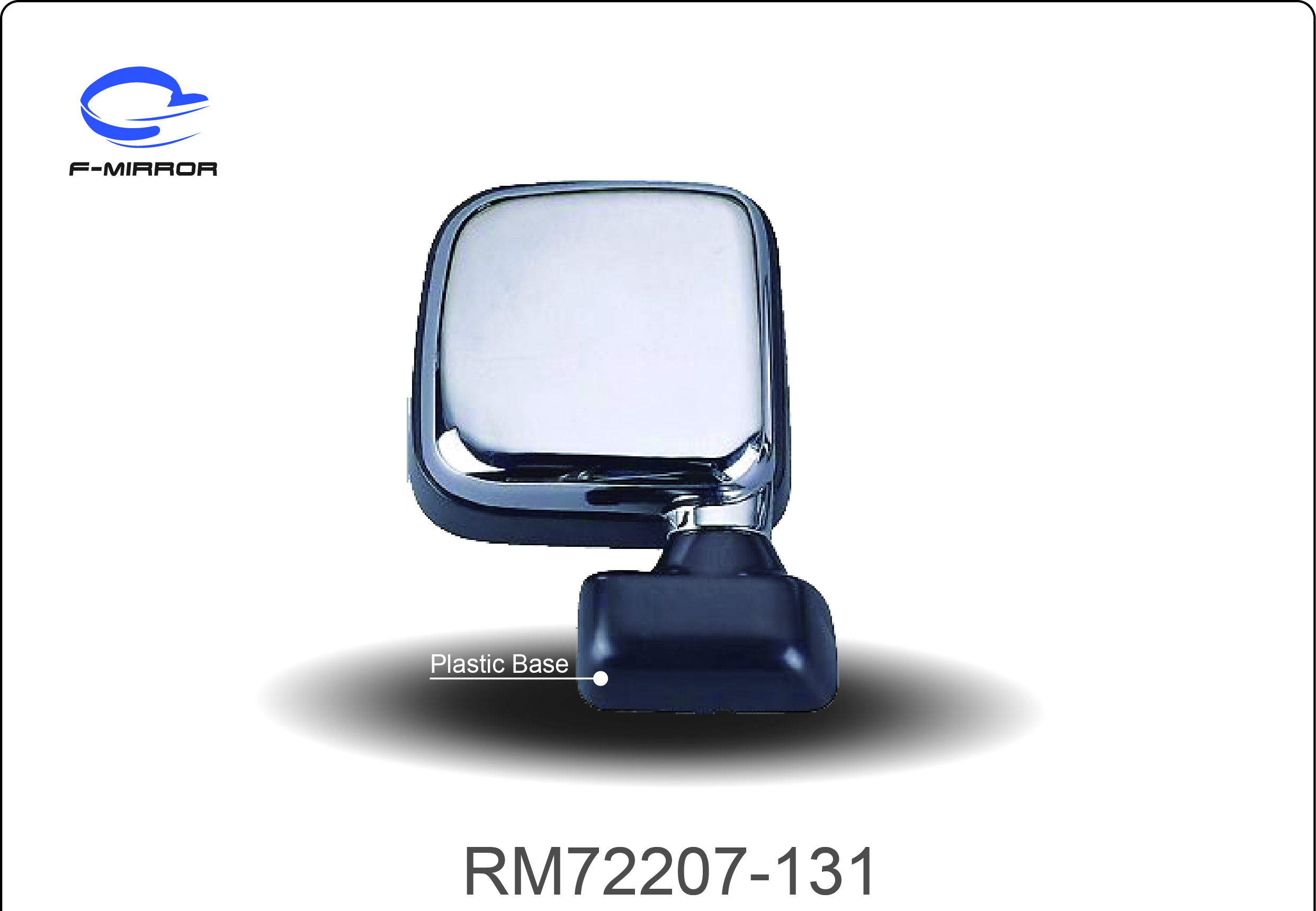 TOYOTA GT AT212 HILUX  DOOR MIRROR