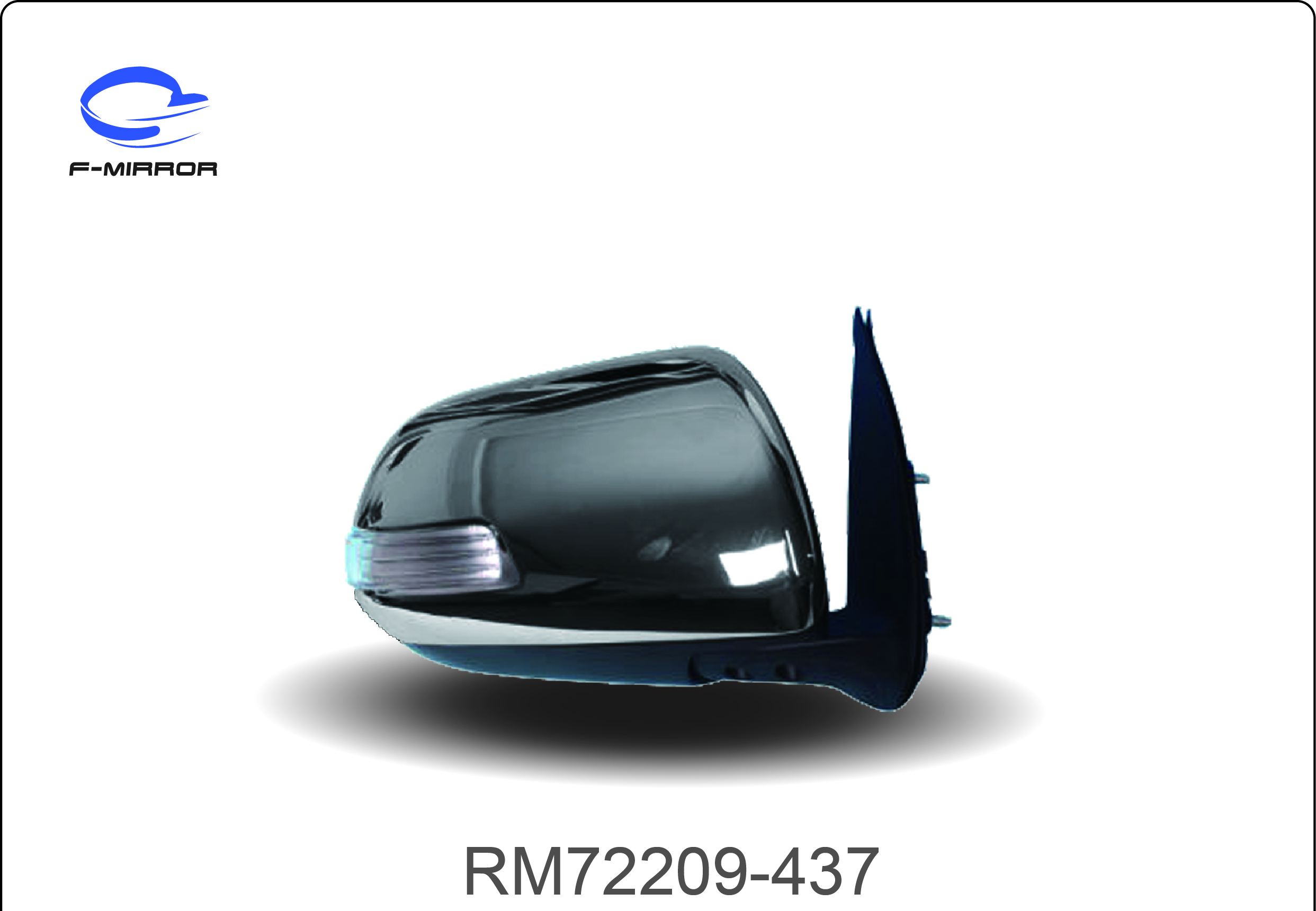 TOYOTA LIMITED SPORT MODEL HILUX VIGO DOOR MIRROR