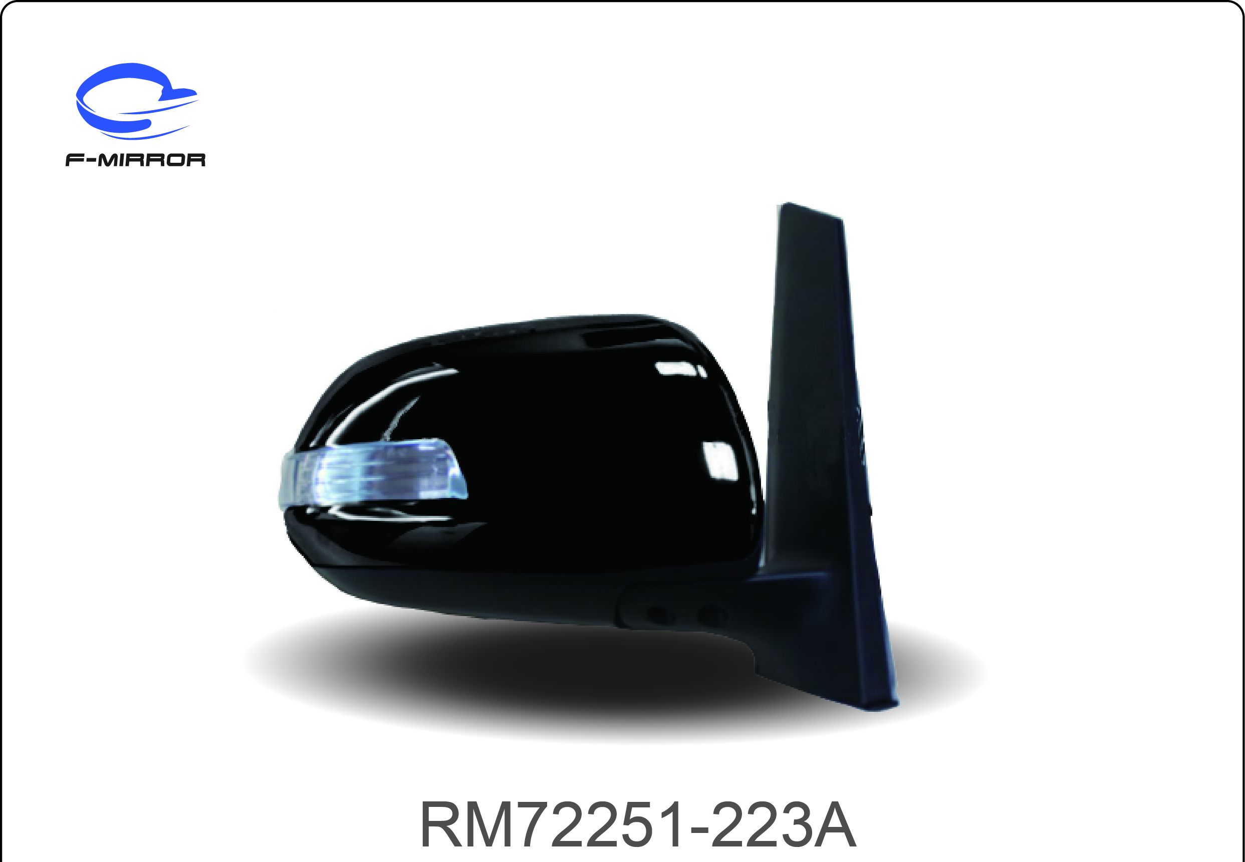 TOYOTA 4D INNOVA  DOOR MIRROR