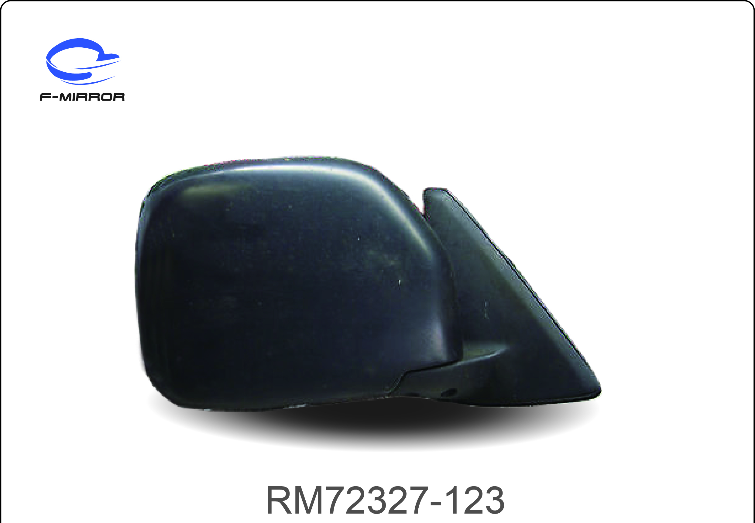 TOYOTA 4D LAND CRUISER 90 PRADO DOOR MIRROR