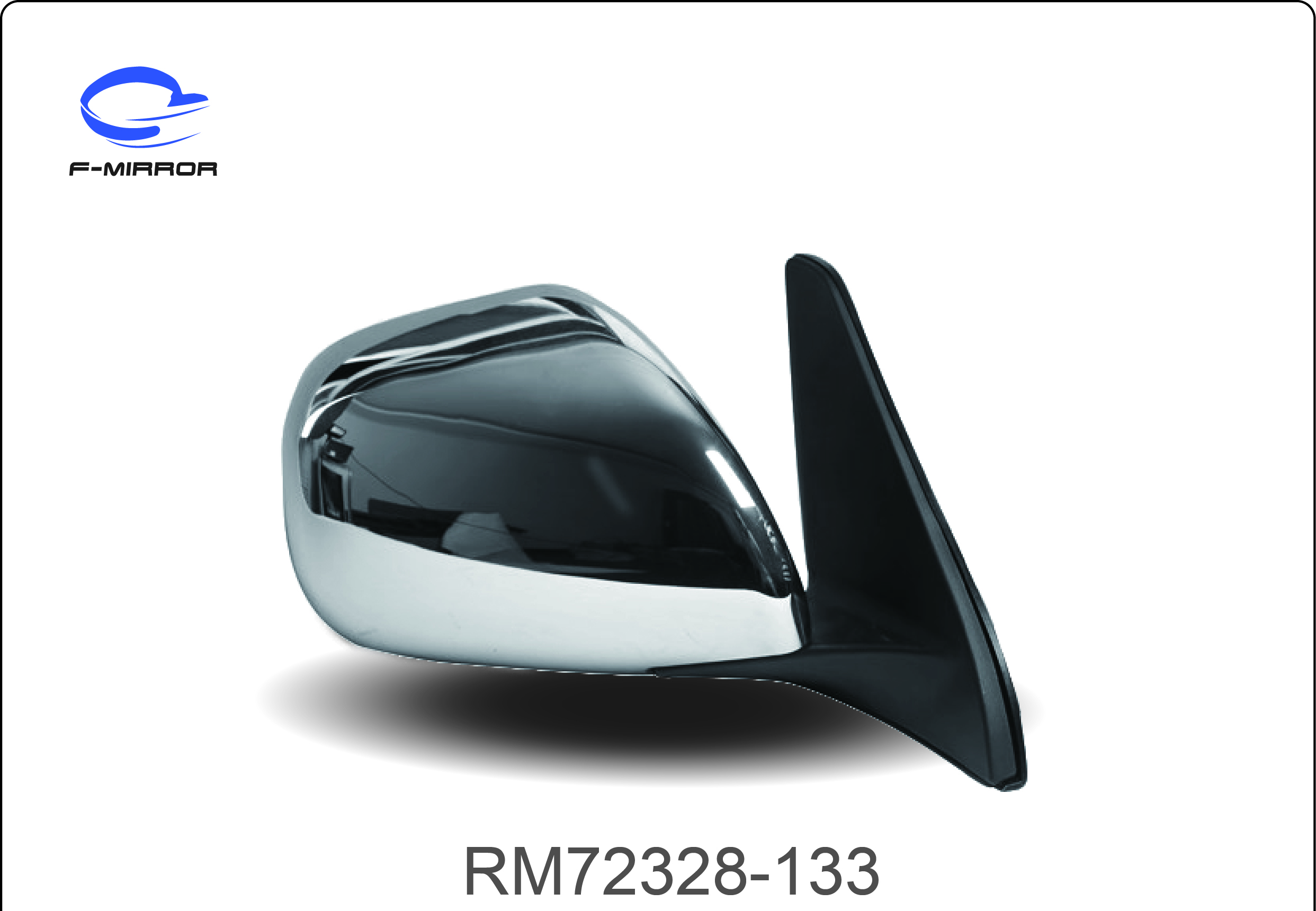 TOYOTA LIMITED SPORT MODEL LAND CRUISER 120 PRADO DOOR MIRROR
