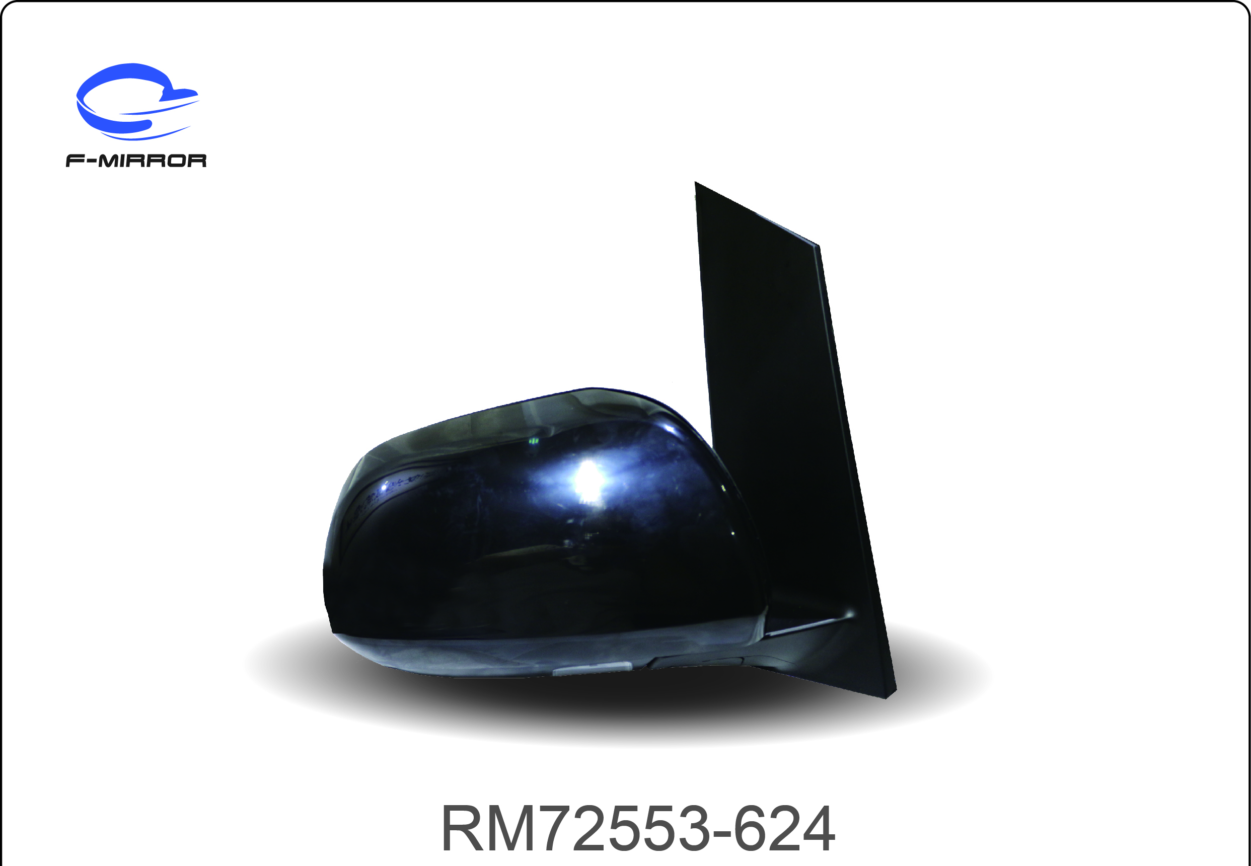 TOYOTA 4D SIENNA DOOR MIRROR