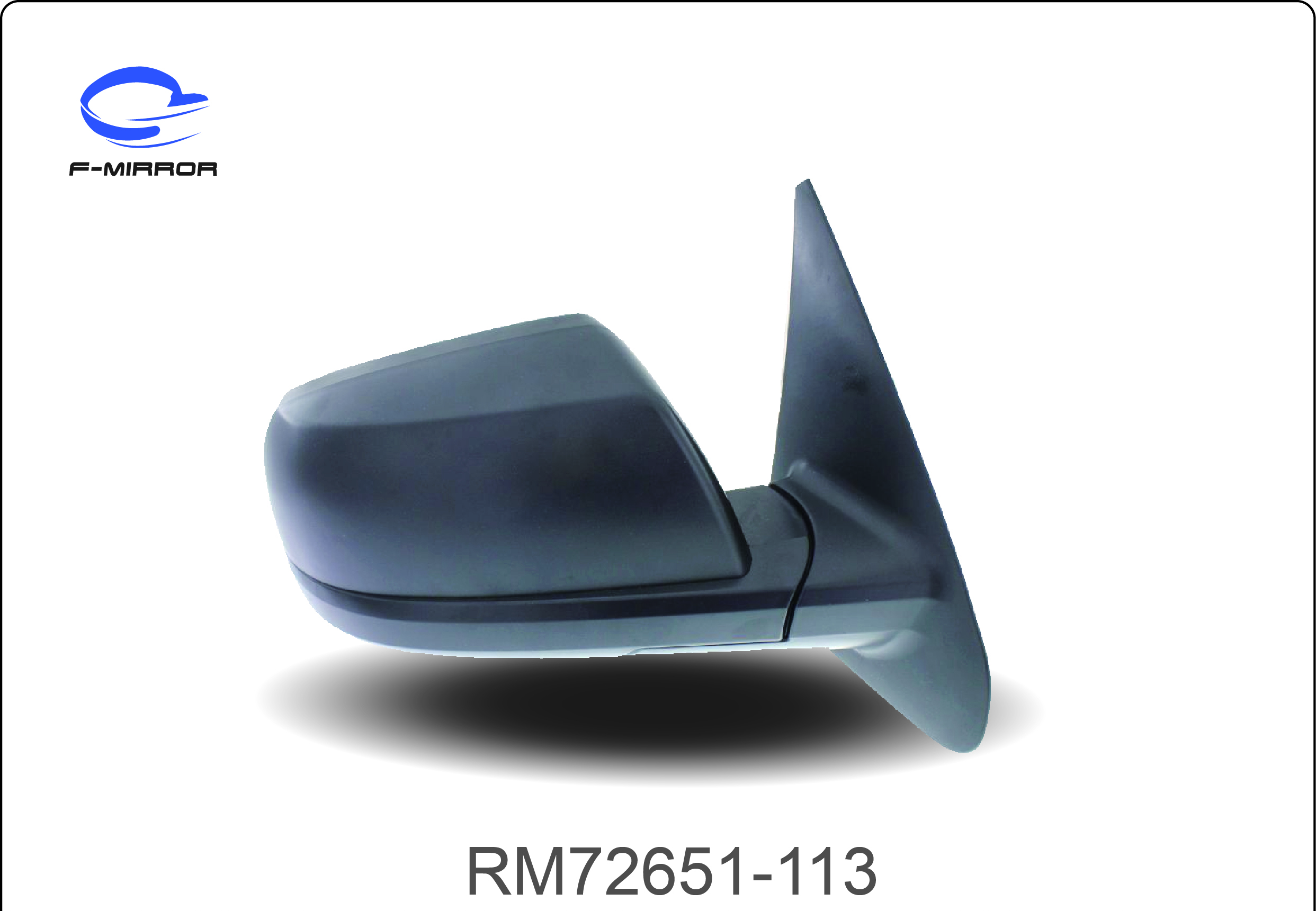 TOYOTA 4D TUNDRA SR5 MODEL DOOR MIRROR